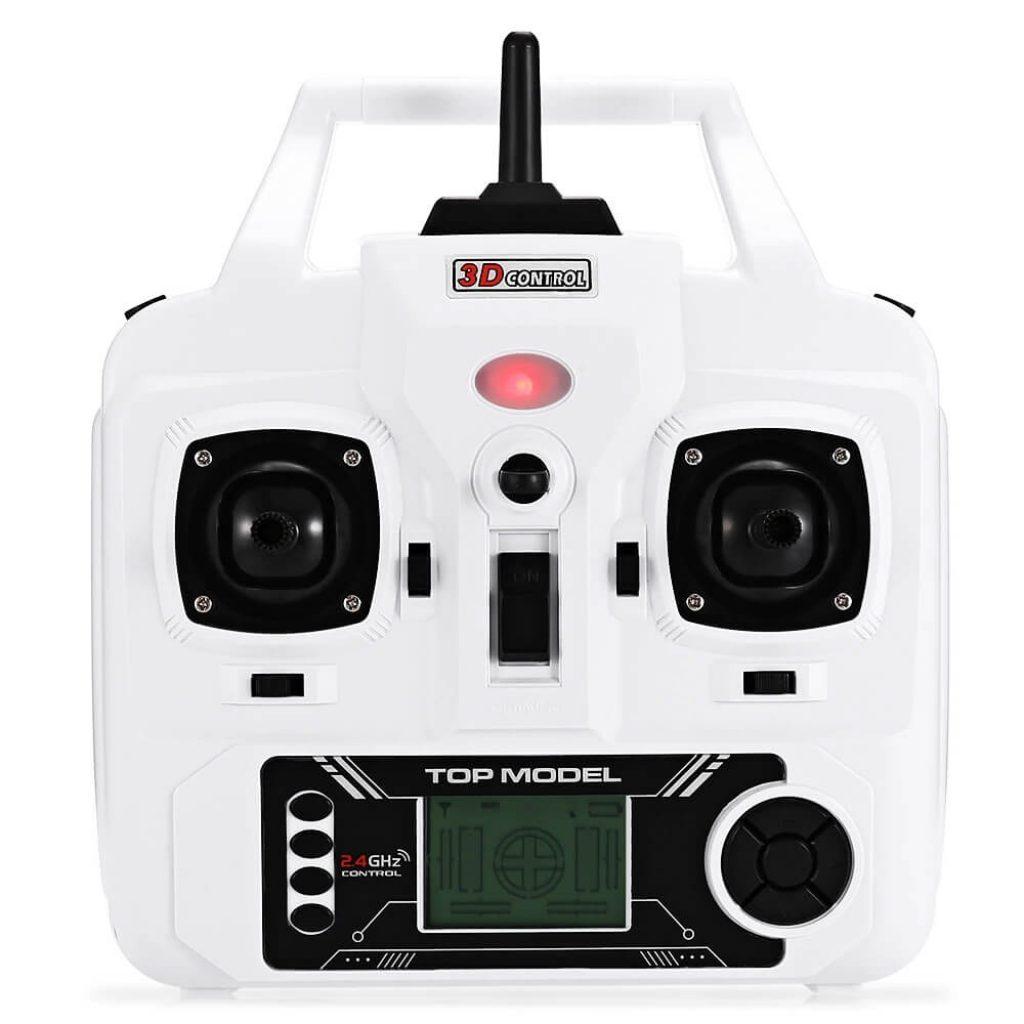 Pilot-Dron-X16