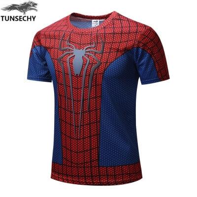 Męska koszulka T-Shirt z postaciami Marvela