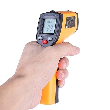 Termometr bezdotykowy GM320 – pirometr