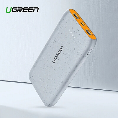 Duży Power bank 20000 mAh od Ugreen