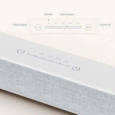 Xiaomi TV Soundbar – Bluetooth/SPDIF