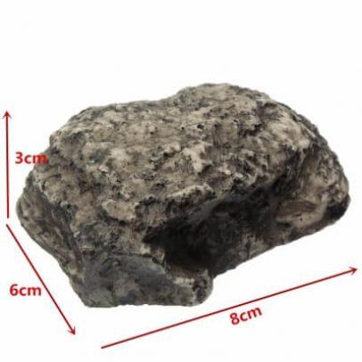 Schowek, skrytka na klucze w kamieniu
