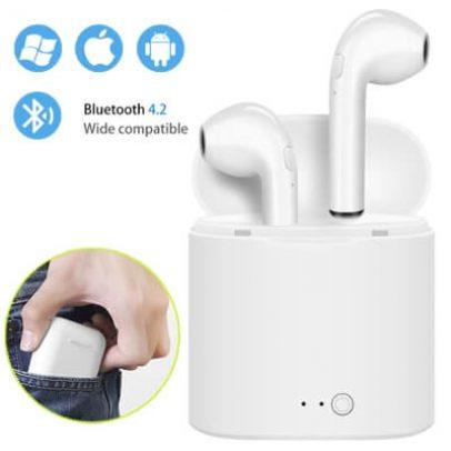 Bezprzewodowe słuchawki i7s TWS