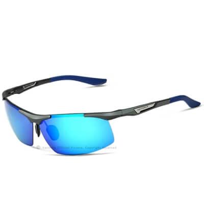 Męskie sportowe okulary przeciwsłoneczne