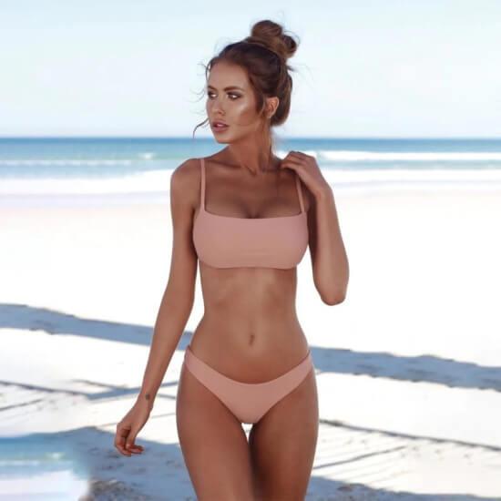 Strój kąpielowy – zestaw bikini