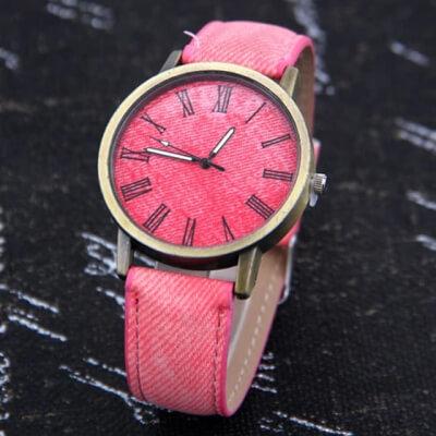 Tani damski zegarek na rękę