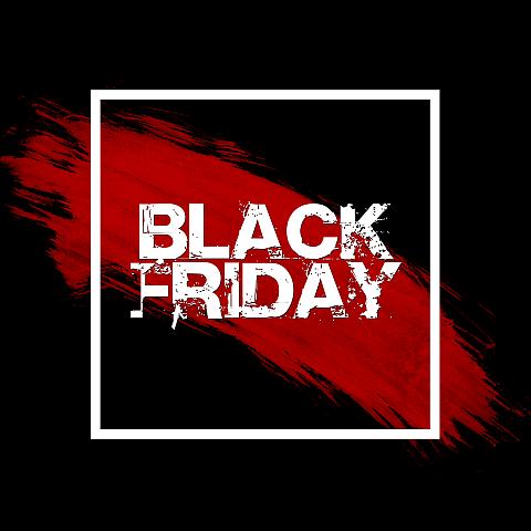 Black Friday czyli wyprzedaże na Czarny Piątek w AliExpress ;)