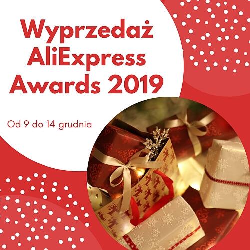 Wyprzedaże – AliExpress Awards 2019