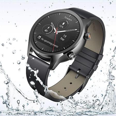 Smartwatch TicWatch C2 – Płatności Google Pay, NFC, GPS