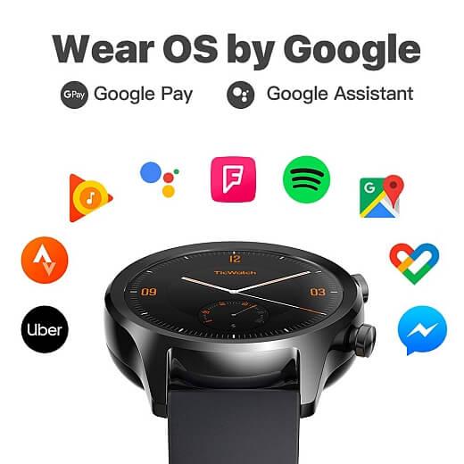 Ticwatch-C2-GPS-NFC-Platnosci-zblizeniowe