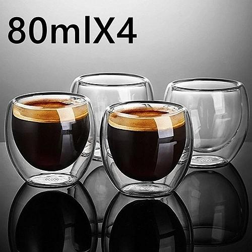 Szklanki termiczne do Espresso