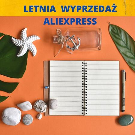 Letnia wyprzedaż AliExpress