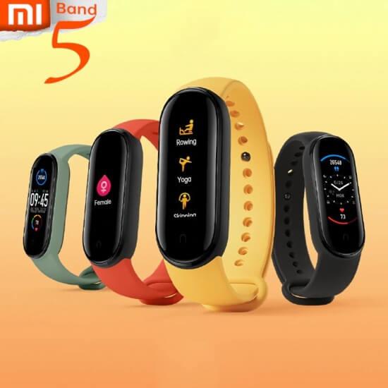 Smartwach Xiaomi Mi Band 5