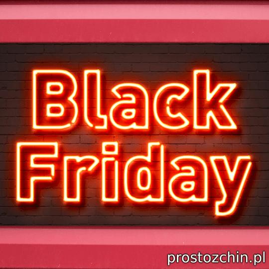 Black Friday AliExpress – Wyprzedaże na Czarny Piątek w AliExpress 2020