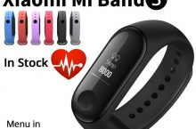Smartband Xiaomi Mi Band 3