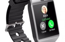 Smartwatch DZ09 na kartę SIM