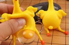 Zabawka: kurczak antystresowy